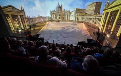 """A new multimedia show: """"Welcome to Rome"""""""