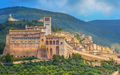 Assisi Walking Tour