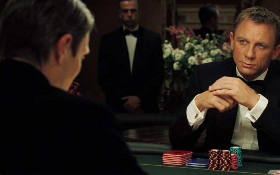 MOVIE TOUR – CASINO ROYAL BY MARTIN CAMPBELL – VENICE
