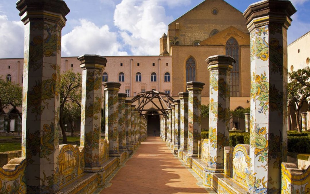 GOTHIC SIDE OF NAPLES TOUR