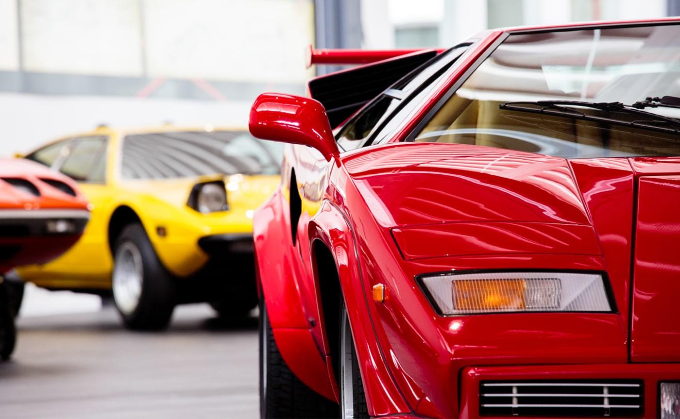 Lamborghini Museum – Modena 04-min