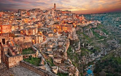 Matera Walking Tour