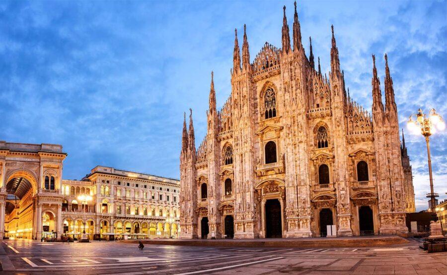 HIGHLIGHTS OF MILAN TOUR
