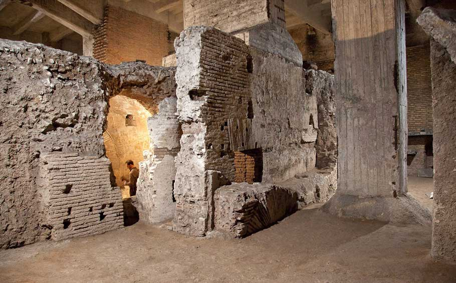 San Paolo alla Regola Insula – Underground Rome Tour