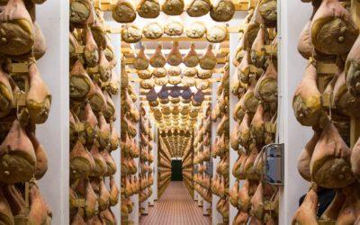 Parma ham tasting experience