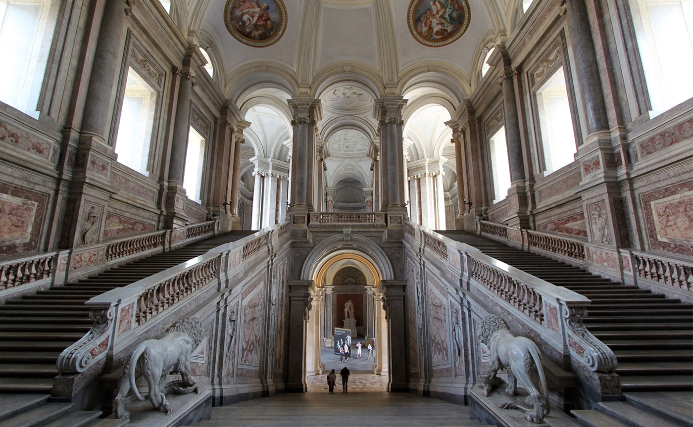 Royal Palace of Caserta Tour – Caserta 02-min