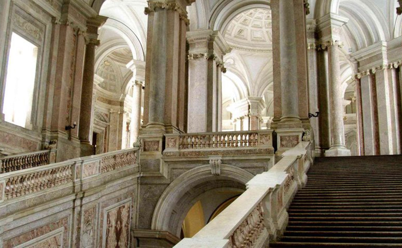Royal Palace of Caserta Tour – Caserta 03-min