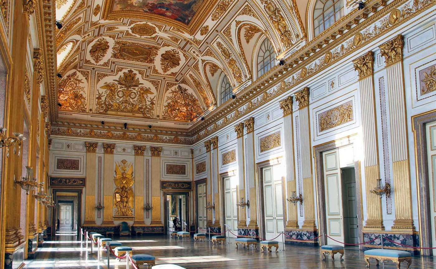 Royal Palace of Caserta Tour – Caserta 05-min