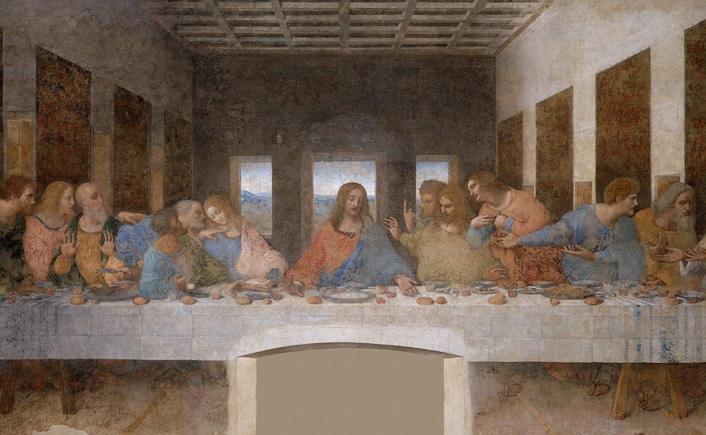 The Last Supper of Leonardo Da Vinci Tour – Milan 01-min