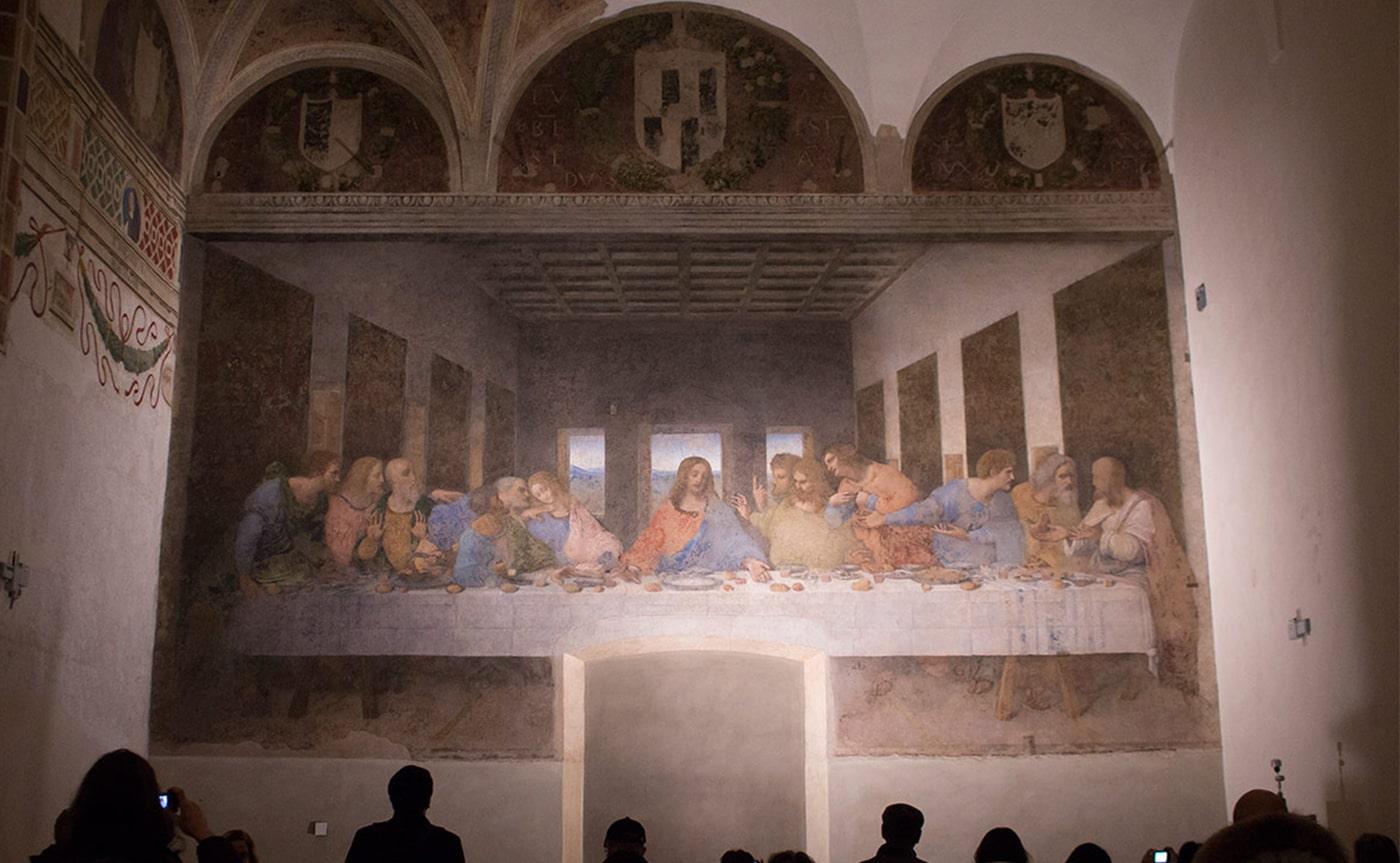 The Last Supper of Leonardo Da Vinci Tour – Milan 03-min