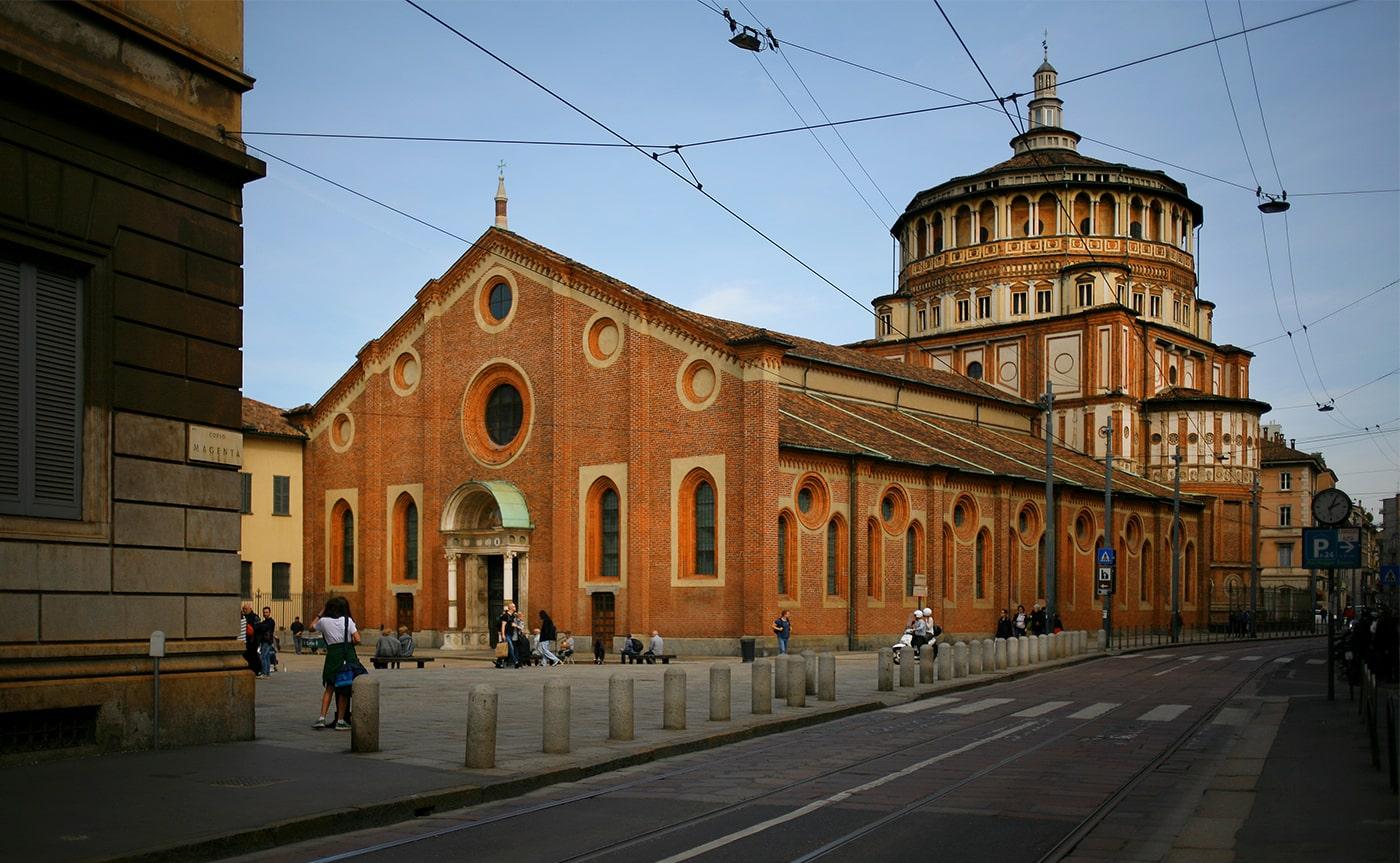 The Last Supper of Leonardo Da Vinci Tour – Milan 05-min