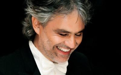 Andrea Bocelli in concert