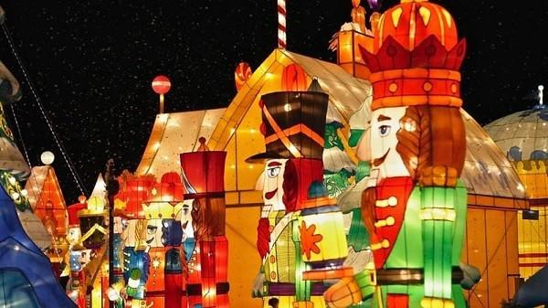 Christmas Wonderland in Rome
