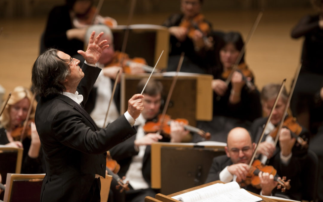 Riccardo Muti in Milan