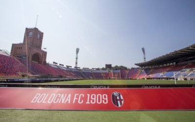 """Exclusive opening to the public of the """"Dall'Ara"""" Stadium in Bologna"""