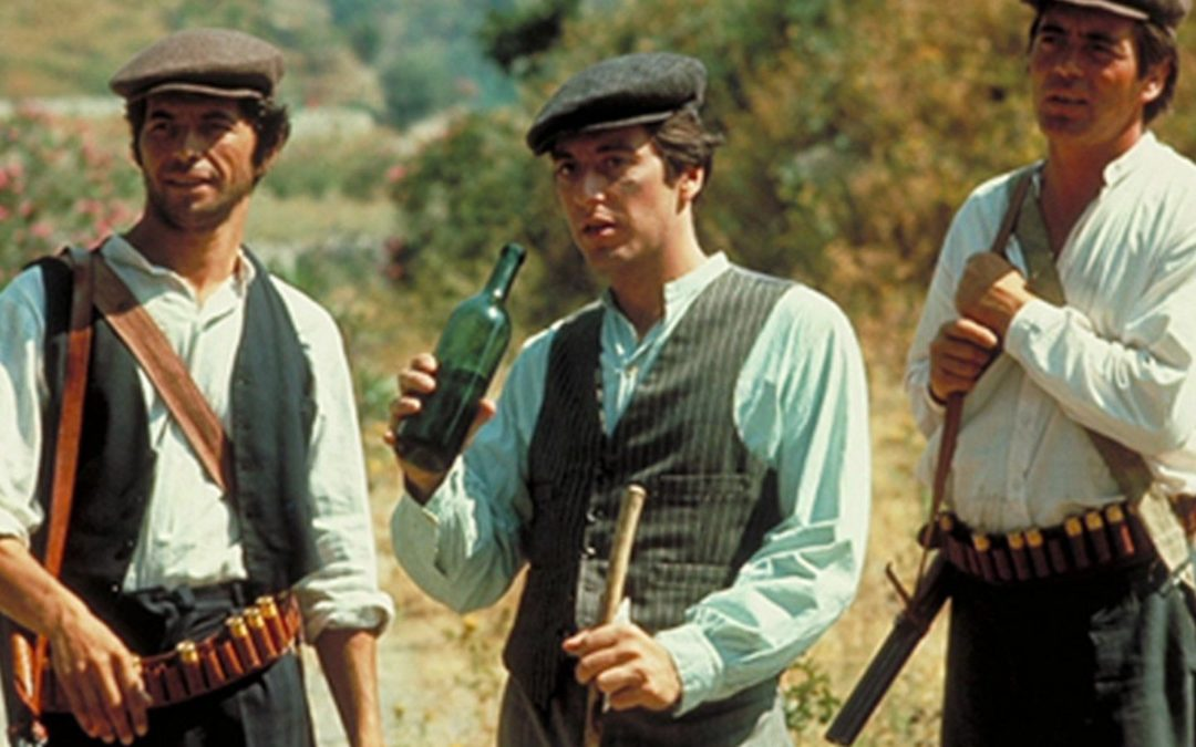 Al Pacino and his Italian origins