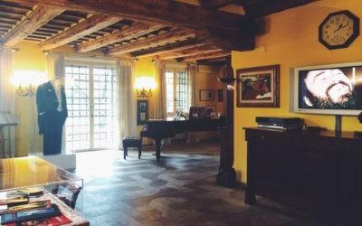 Pavarotti's casa museo tour