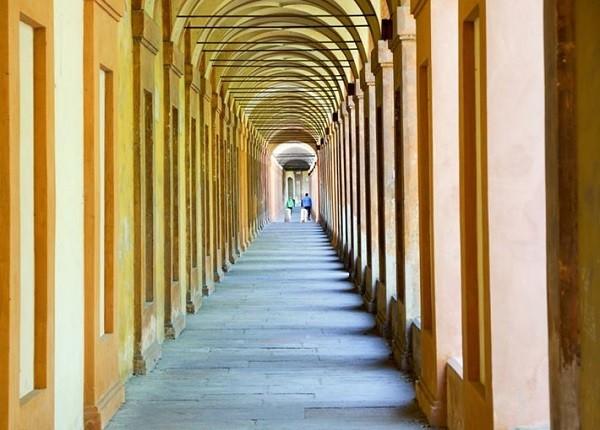 Bologna's porticoes' nomination for World Heritage Site
