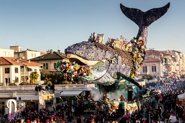 Carnival Fests around Italy