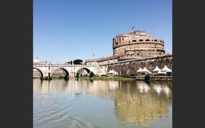 Discover the eternal city in an alternative way: Rafting of Rome's river Tiber!