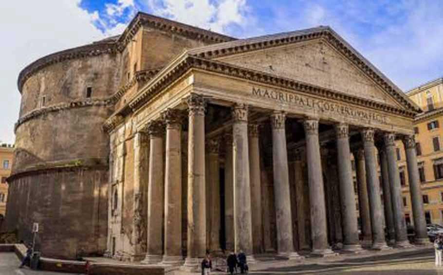 Highlights-Tour-of-Rome_-Pantheon