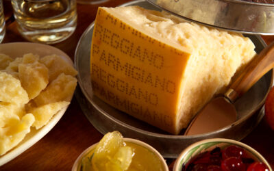 Parmigiano Reggiano Cheese factories will be open to visitors on October 3rd and 4th