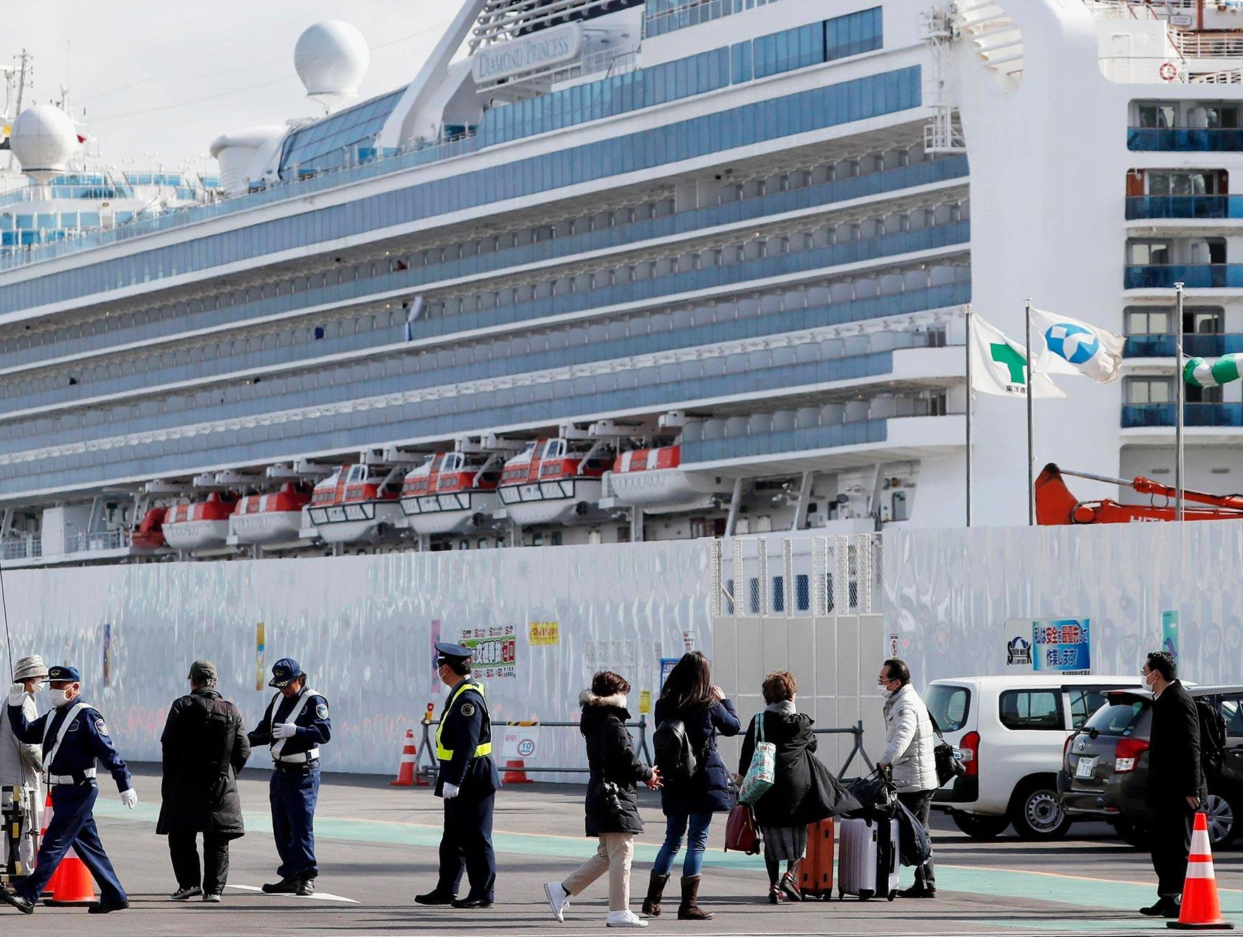 cruise lines guidance for prevention and control of cruise ship operations