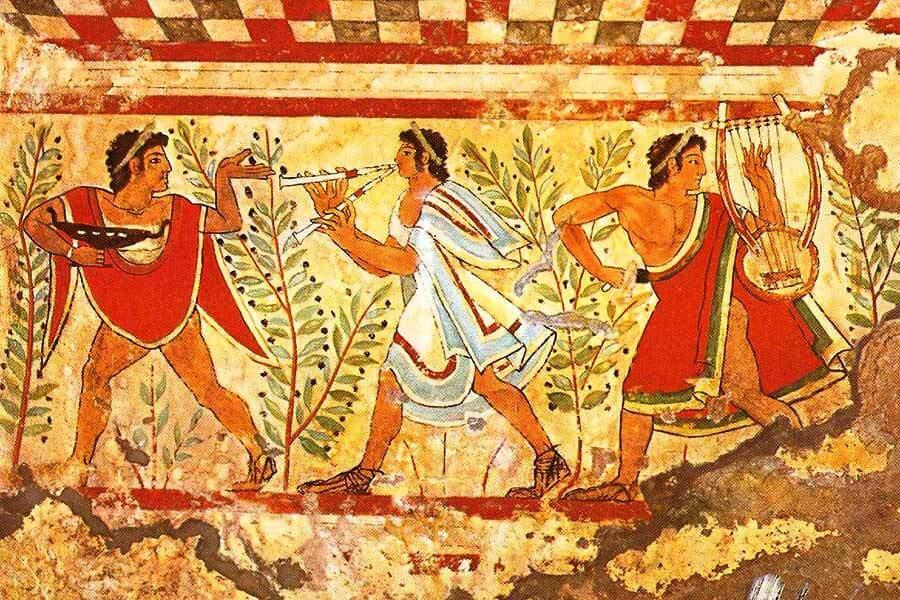 Gli Etruschi