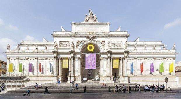 Fuori exhibition palazzo delle esposizioni