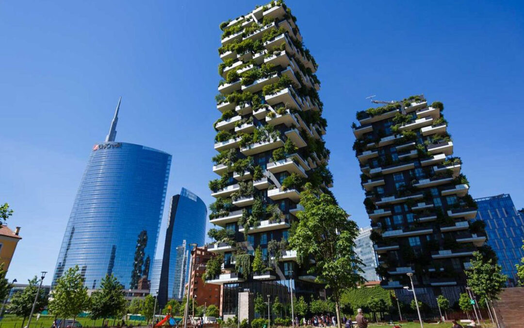 The vertical forest