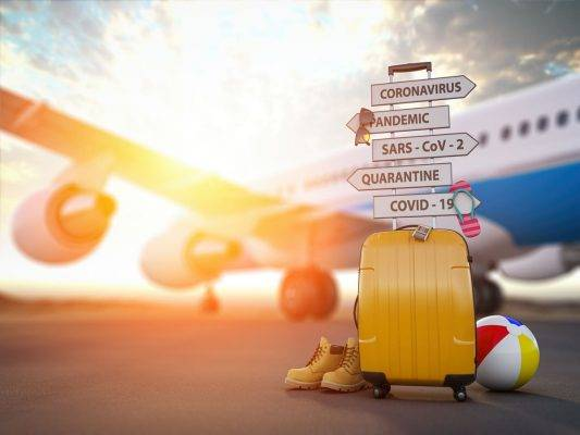 Coronavirus news for travels