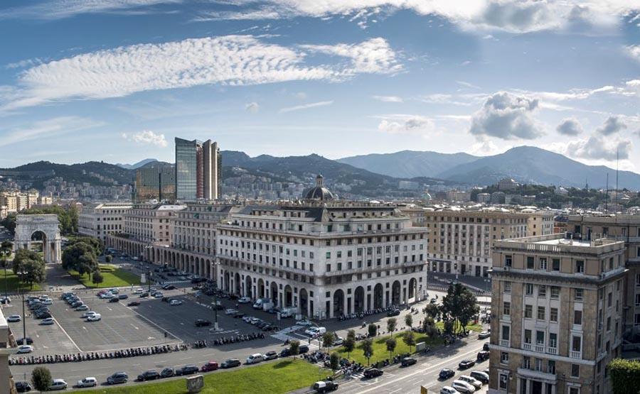 Tour of Genoa