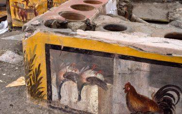Temopolio Pompei