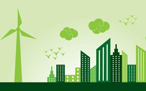 green Italian cities