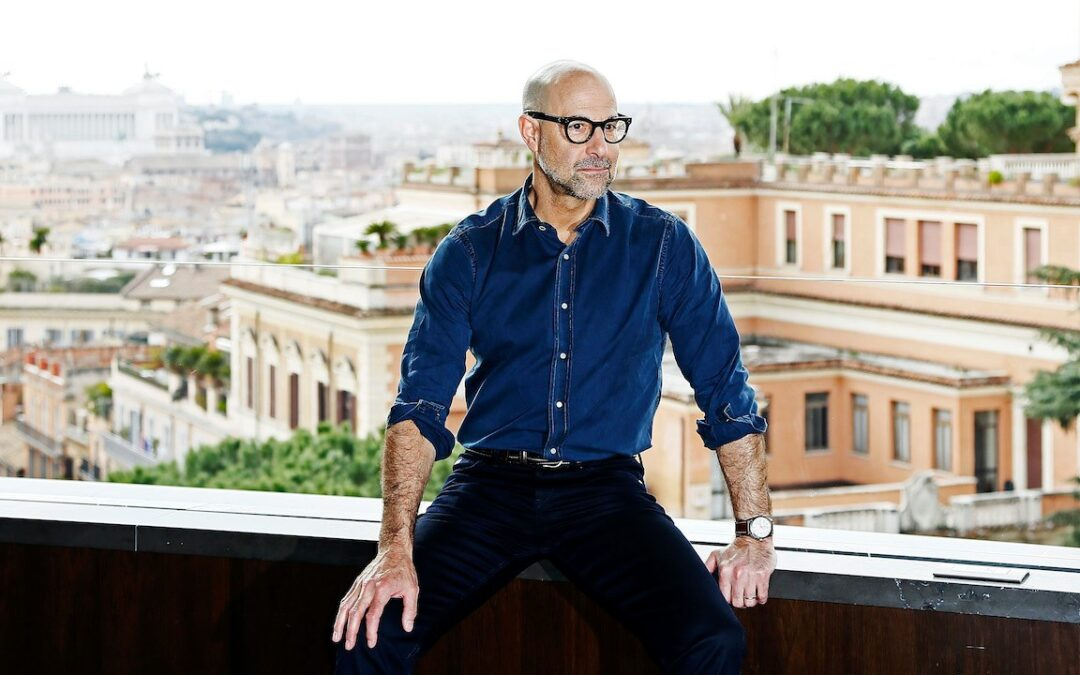 Stanley Tucci searching for Italy
