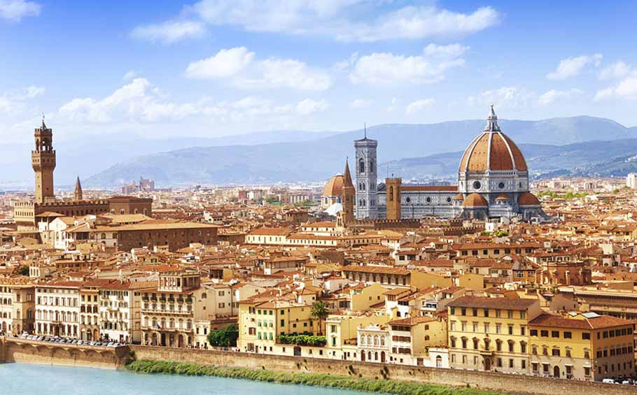 Best of Italy package_Florence
