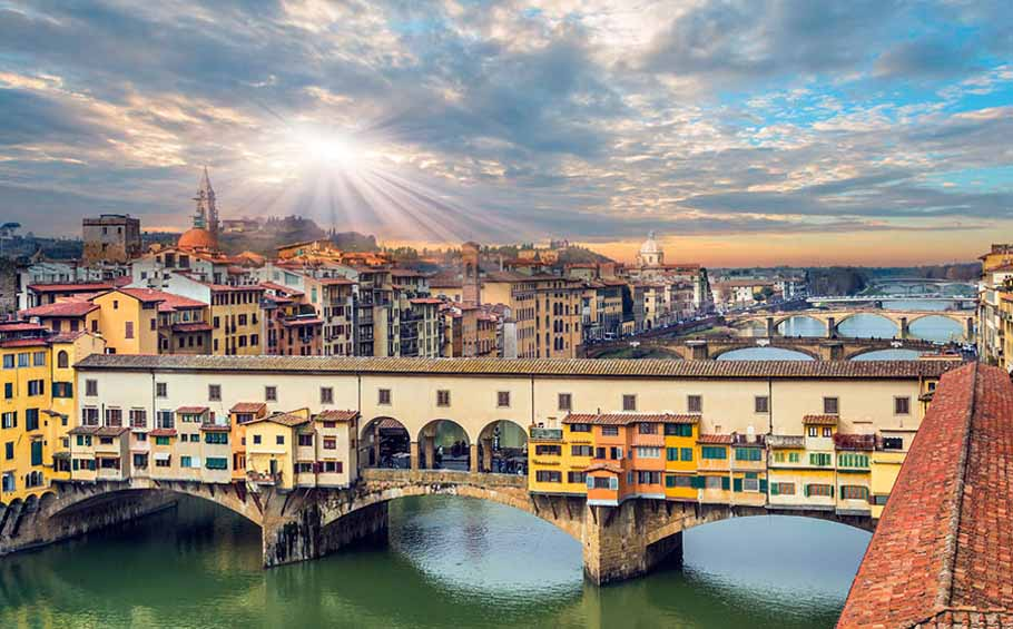 Best of Italy package_Ponte-Vecchio-Florence