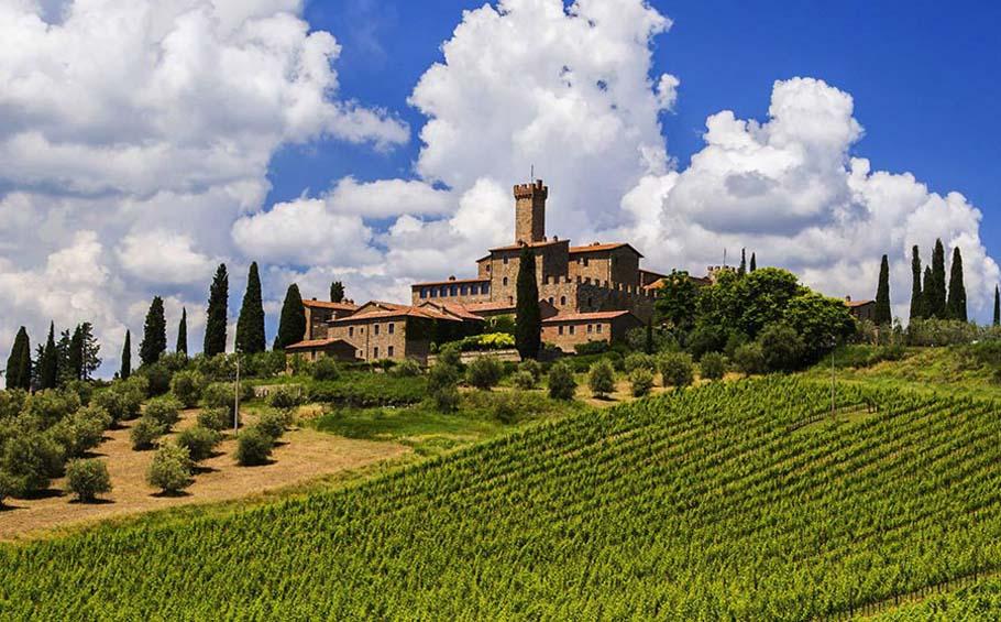 Organic tour of Tuscany_Montalcino