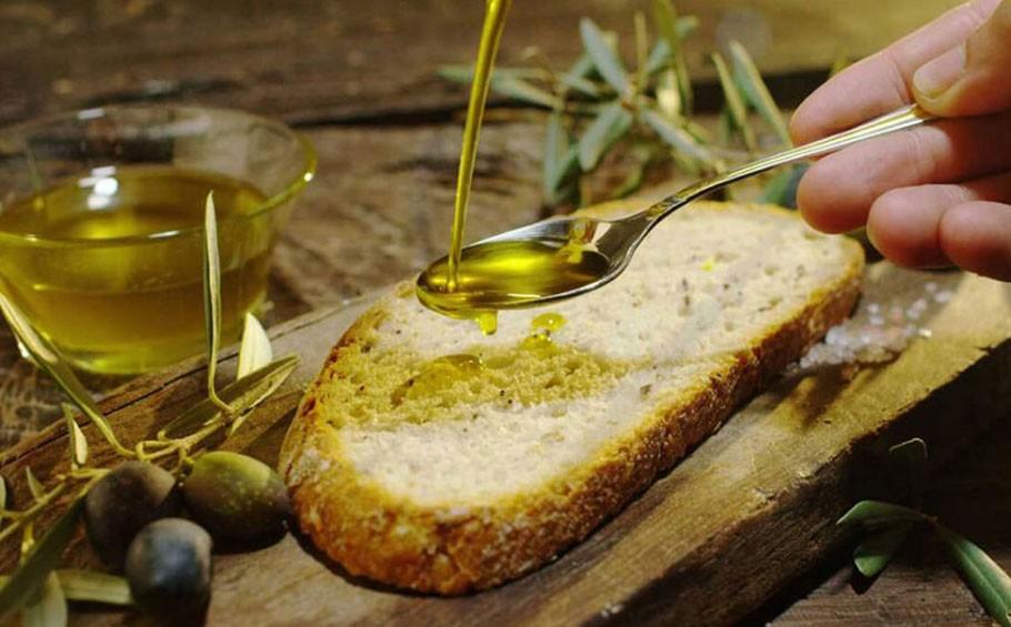 Organic tour of Tuscany_Oil-Tasting