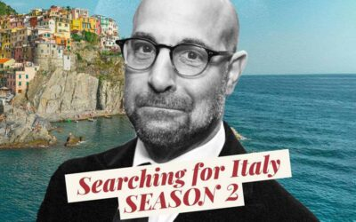 Stanley Tucci's Searching for Italy is coming back for a second season!