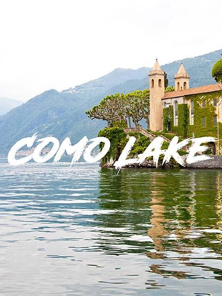 Como Lake Tours