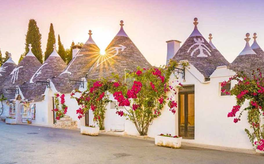 Discover Apulia Package