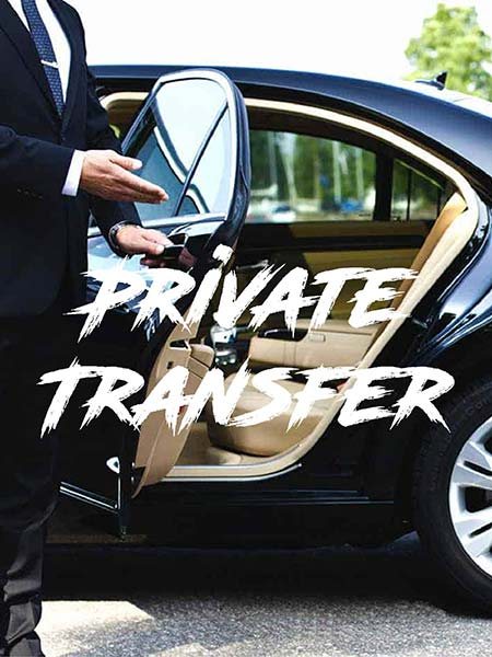 private transfers Italy