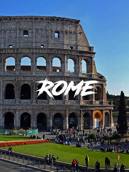 ROME AND ITALY roma