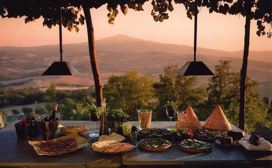 ITALY FOOD TASTING TOUR – TUSCANY