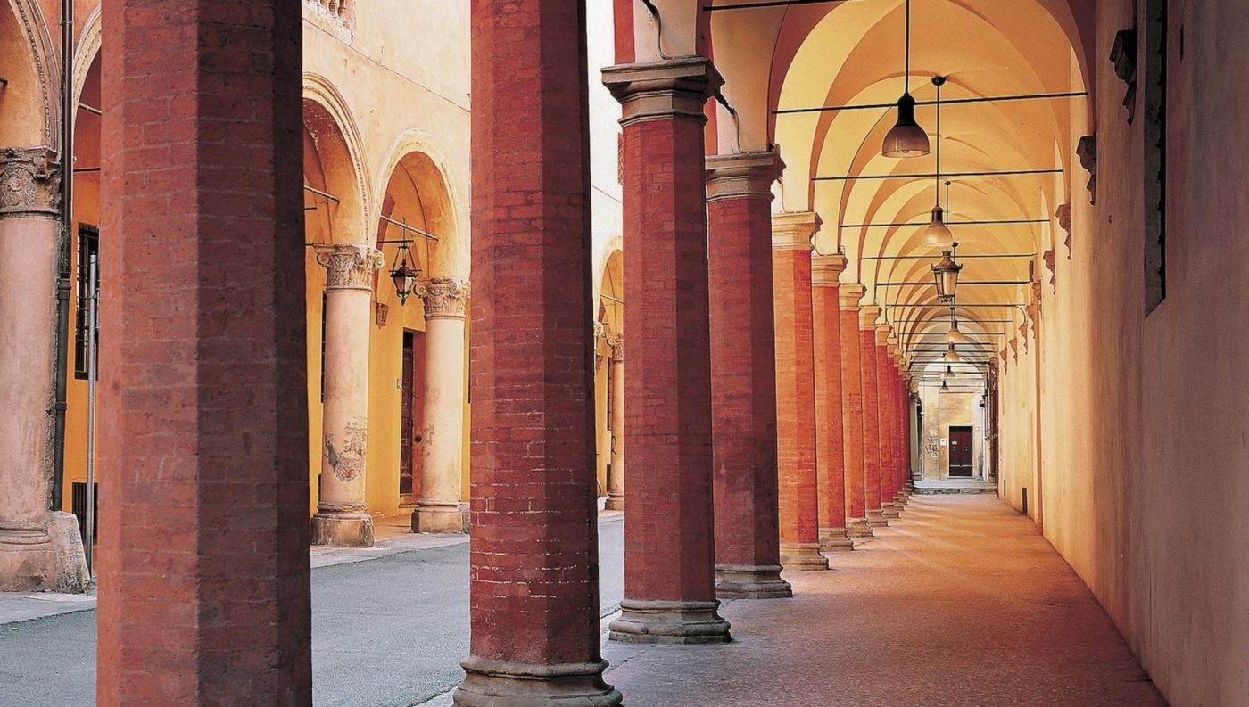 The porticoes of Bologna become the 58th site in the list of places considered a World Heritage Site.