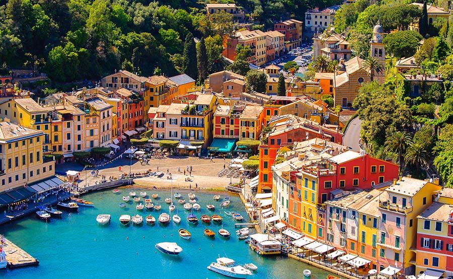 PORTOFINO TOUR - 5 TERRE, ITALY